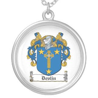 Devlin Family Crest Jewelry