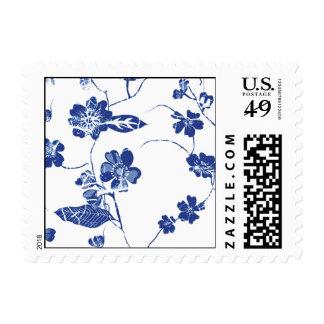 Devoir Ditsy Floral Lapis Stamp
