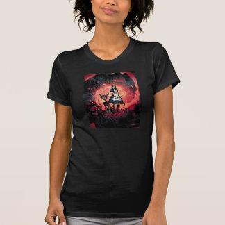 Devoluciones de la locura de Alicia: Cheshire Camiseta