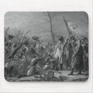 Devoluciones de Napoleon de Elba Tapete De Ratón