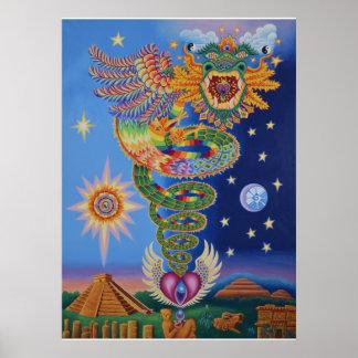 Devoluciones de Quetzalcoatl Impresiones