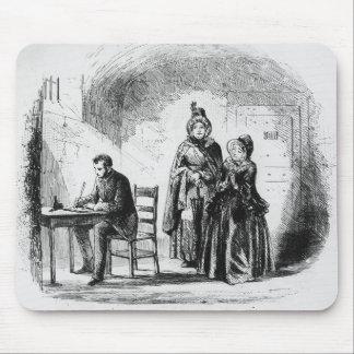 Devoluciones de señora Bagnet de su expedición Alfombrillas De Ratón