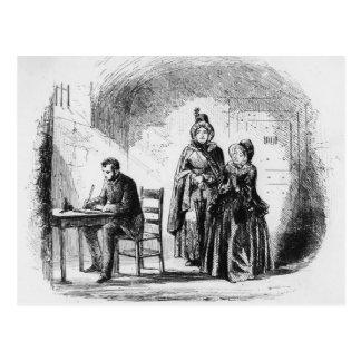Devoluciones de señora Bagnet de su expedición Tarjetas Postales