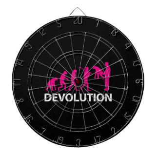Devolution Evolution Funny Reissue Dart Boards