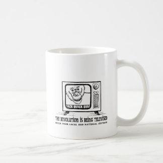 Devolution Televised Classic White Coffee Mug