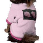 Devon del sur dos ovejas Grazeing de Longwool Camisetas Mascota