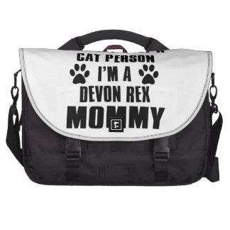 Devon Rex shirts Cat Design Laptop Bag