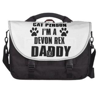 Devon Rex shirts cat Designs Bags For Laptop
