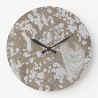 Devonian Fossil Gorge Large Clock