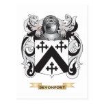 Devonport Coat of Arms Postcards