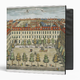 Devonshire Square, for 'Stow's Survey of London', Binder