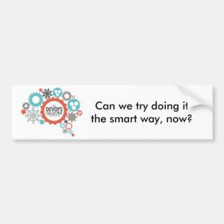 DevOps Collective Snarky Sticker