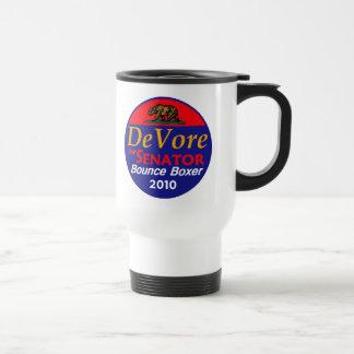 DeVore 2010 California Mug