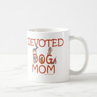 Devoted Dog Mom Mug