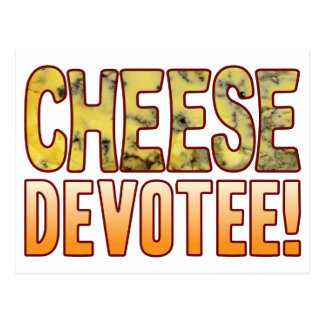 Devotee Blue Cheese Postcard