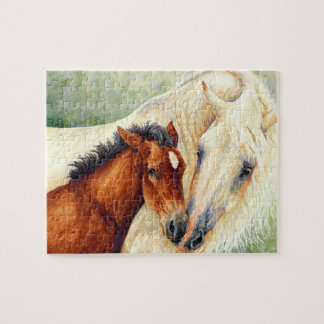Devotion - Mare and Foal Puzzle