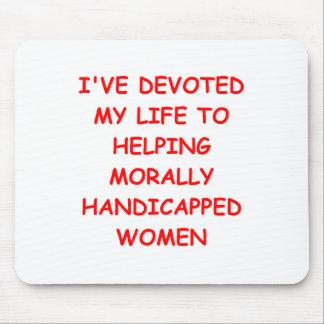 devotion mouse pads
