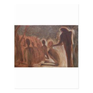 Devotion Postcard
