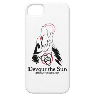 Devour the Sun - light iPhone SE/5/5s Case