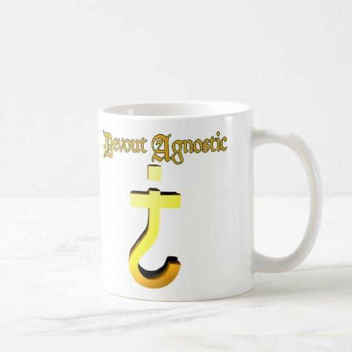 Devout Agnostic Coffee Mugs