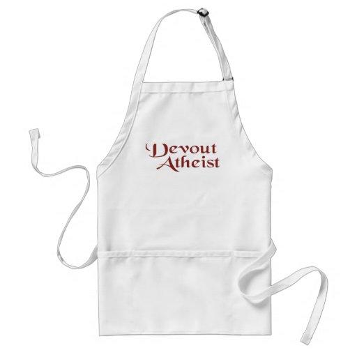 Devout Atheist Apron