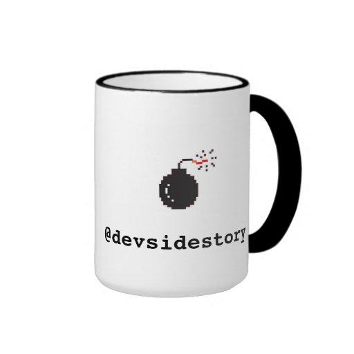 DevSideStory Taza1 Ringer Mug