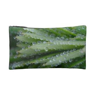 Dew Drop Cosmetic Bags