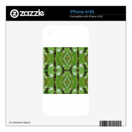Dew Drops 1 Skin For iPhone 4