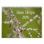 Dew Drops 2014 Calendar