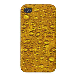 Dew drops Case Savvy iPhone 4 Glossy Finish Case