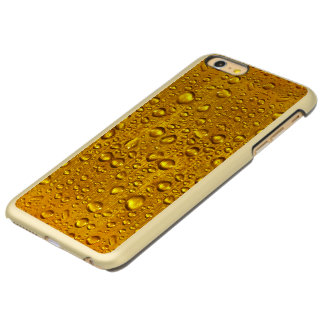 Dew drops iPhone 5/5s Feather® Shine, Gold Incipio Feather Shine iPhone 6 Plus Case
