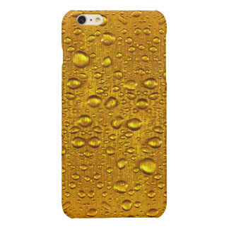 Dew drops iPhone 6/6s Plus Glossy Finish Case