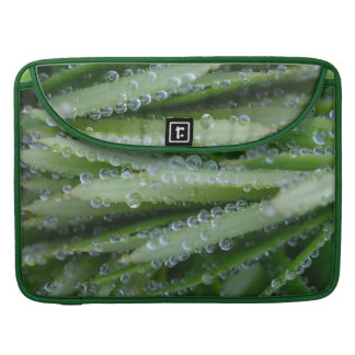 Dew Drops MacBook Pro Sleeve