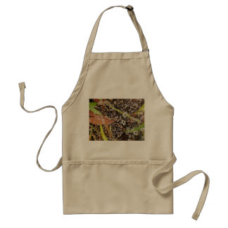 Dew Drops on a Spider Web Adult Apron