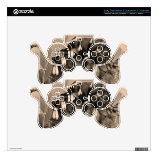 Dew Drops PS3 Controller Decal