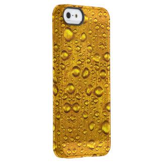 Dew drops SE+iPhone5/5s Permafrost® Deflector Case