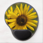 "Dew Gel Mouse Pad<br><div class=""desc"">A sunflower coated with morning dew.</div>"