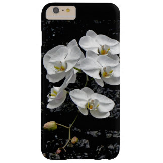 Dew-Kissed Cascading Orchids iPhone Case Barely There iPhone 6 Plus Case