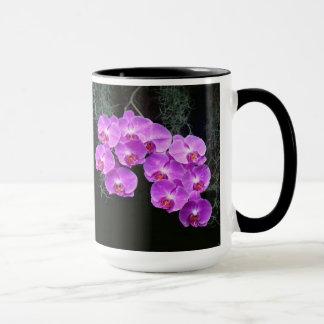 Dew-Kissed Orchids Mug
