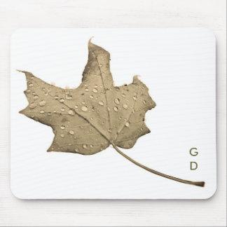 Dew maple mousepads