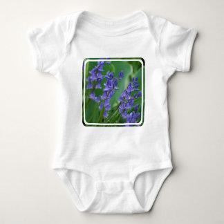 Dew on Bell Flowers Baby Bodysuit