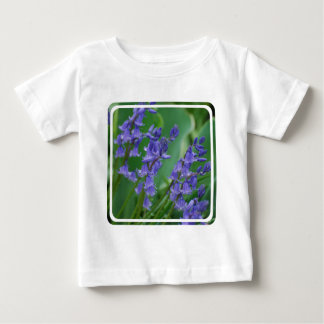 Dew on Bell Flowers Baby T-Shirt