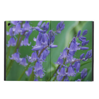 Dew on Bell Flowers Case For iPad Air