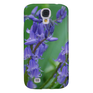 Dew on Bell Flowers Galaxy S4 Case
