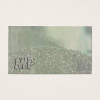Dewd Nature Impressionist Template Business Card