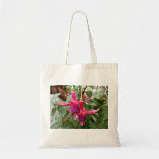 Dewdrop Fuschia Bag