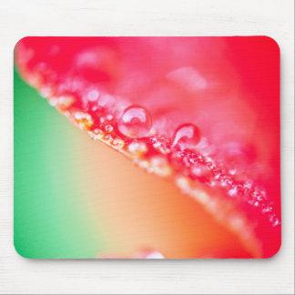 dewdrops mousepad
