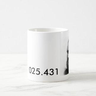 dewey, 025.431 classic white coffee mug