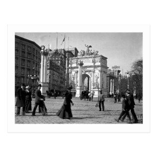 Dewey Arch, New York City 1900 Vintage Postcard