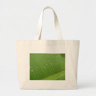 Dewey Banana Leaf 3 Canvas Bag